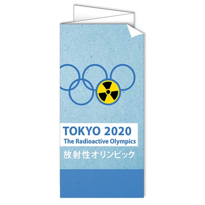Flyer: Radioactive Olympics 2020