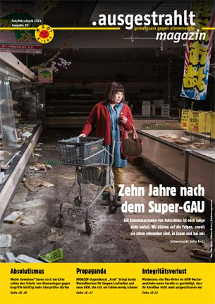 .ausgestrahlt Magazin - aktuelles Coverbild