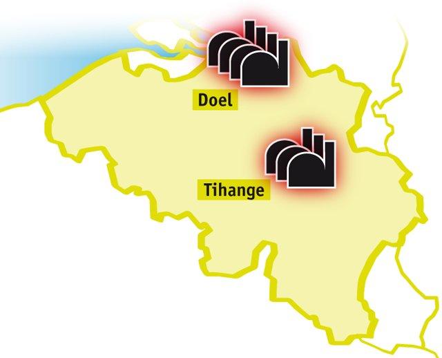 Atomkraft In Belgien Ausgestrahlt De